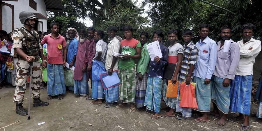 Assam NRC, NRC,National Register of Citizens