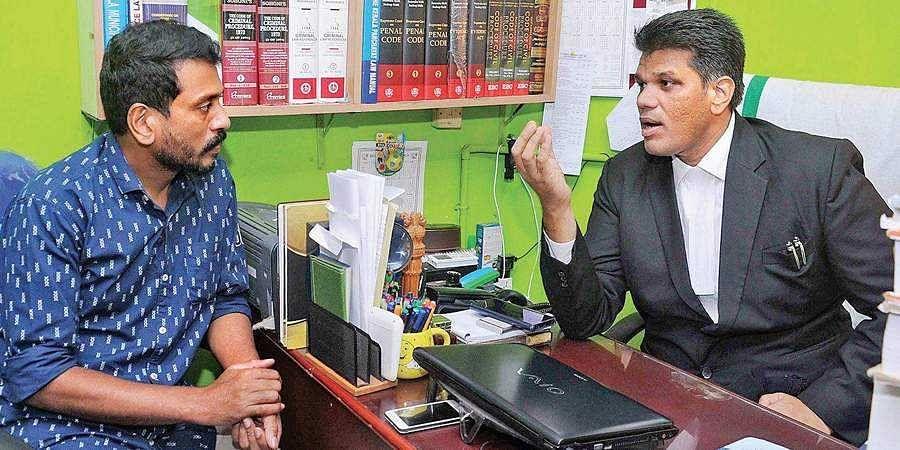 Abdul Khader Raheem Kolliyil and Adv R O Muhamed Shemeer
