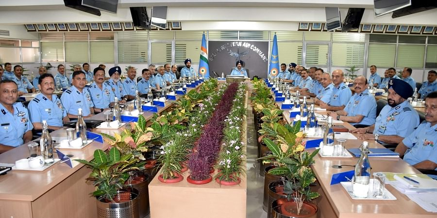 Air Chief Marshal Dhanao, Chairman, Chiefs of Staff Committee and Chief of the Air Staff is on a two day visit of Gandhinagar to inaugurate the Annual Commanders' Conference of South Western Air Command.