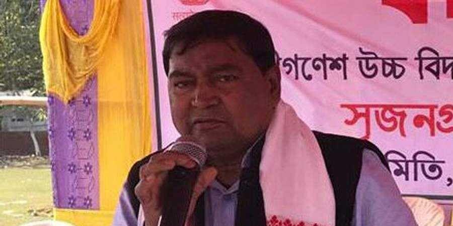 Ananta Kumar Malo