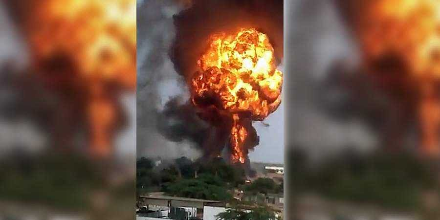 Dead, 50 Injured In Chemical Factory Blast In Maharastra's Dhule