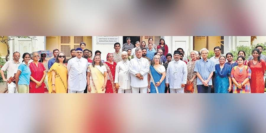 A Parsi community in Chennai