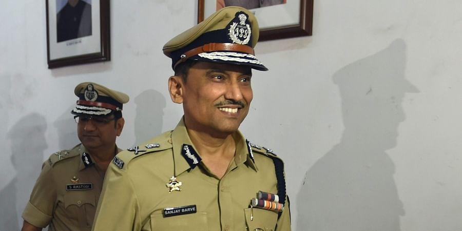 Mumbai Police chief Sanjay Barve