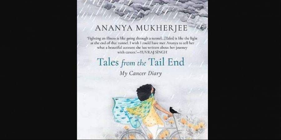 Tales from the Tail End: My Cancer Diary by Ananya Mukherjee was launched at Delhi's IIC.