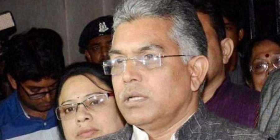Bengal BJP chiefDilip Ghosh