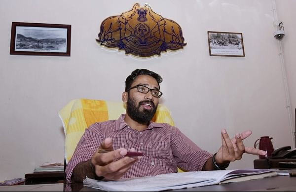 Sriram Venkataraman is first IAS officer from Kerala cadre