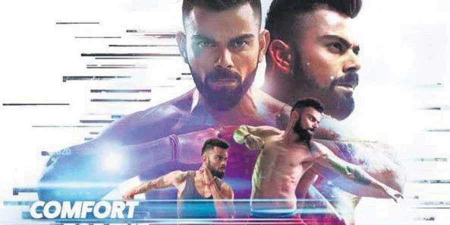 Virat Kohli Is All Muscle And Tattoo In One8 The New Indian