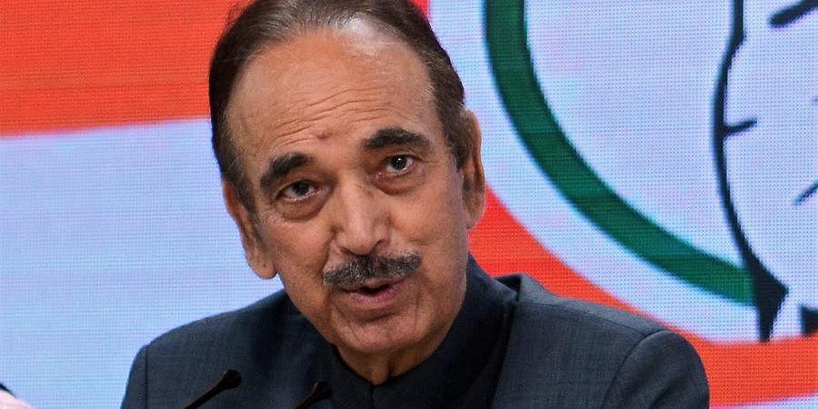 Rajya Sabha OppositionleaderGhulam Nabi Azad