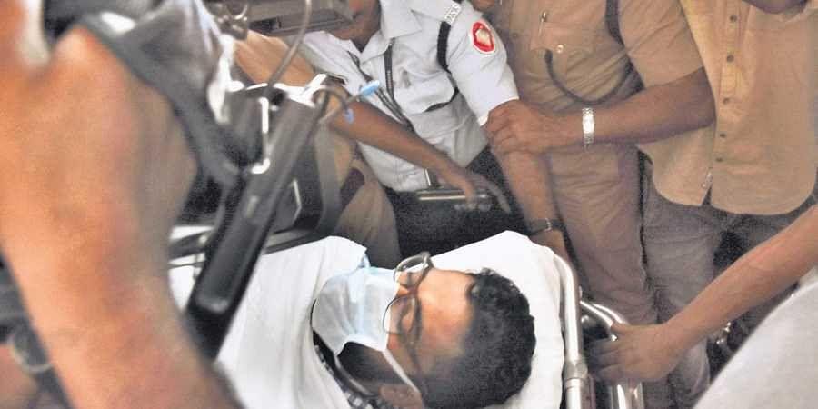 IAS officer Sriram Venkataraman