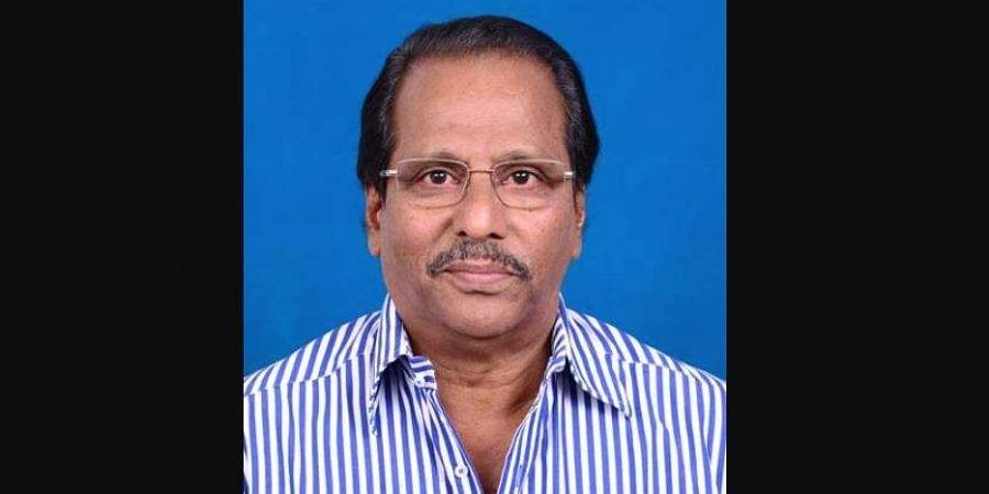 Goa deputy Speaker Isidore Fernandes