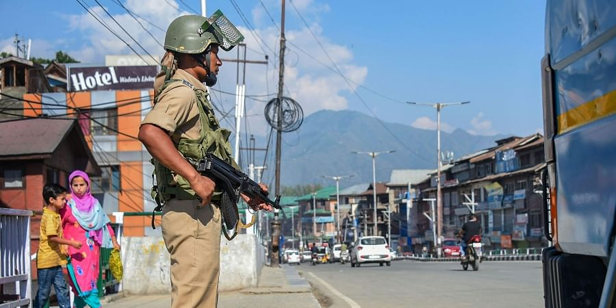Article 370: UP on high alert, security tightened across religious shrines, educational institutions