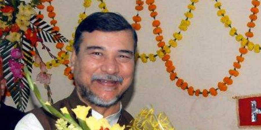 Congresschief whip in RS Bhubaneshwar Kalita