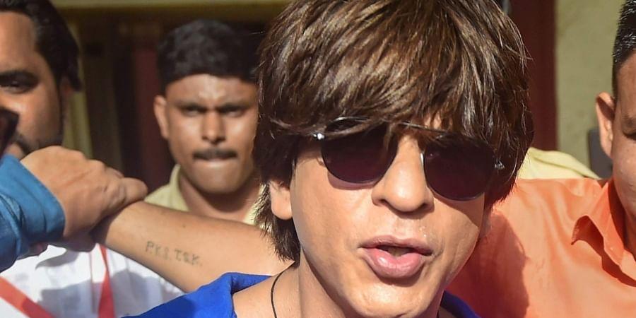 Shah Rukh Khan to adapt Netflix's 'Money Heist'?- The New Indian Express