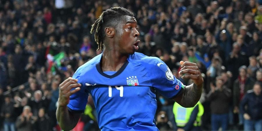 Everton Appalled By Moise Kean S House Party In Midst Of Covid 19 Lockdown The New Indian Express