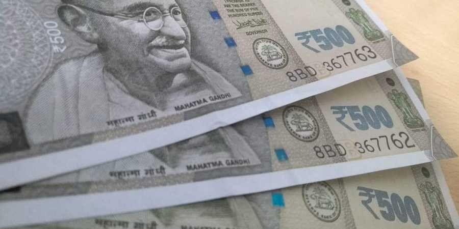 rupee, money