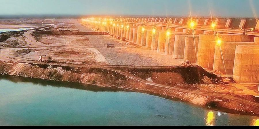 The engineering marvel - Kaleshwaram Lift Irrigation Scheme (KLIS) - will be inaugurated by Chief Minister K Chandrasekhar Rao at Medigadda.