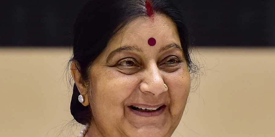 When Sushma Swaraj intervened to help 17-year-old girl's US dream to become reality
