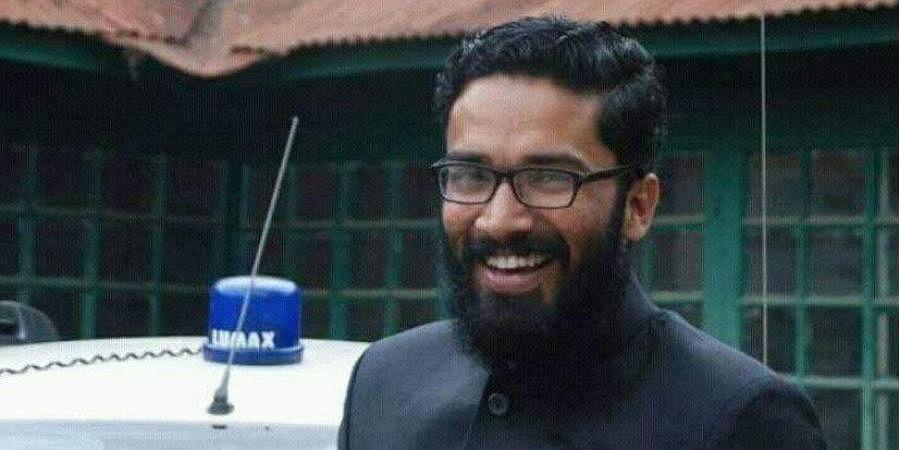 IAS officer Sriram Venkitaraman