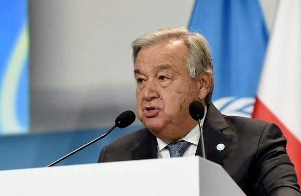 COVID-19provides 'window'into how bio-terrorist attack might unfold in world: UN chief