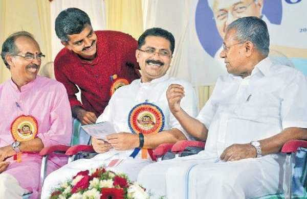 Term 'Sanskrit' subjected to great distortions: Pinarayi