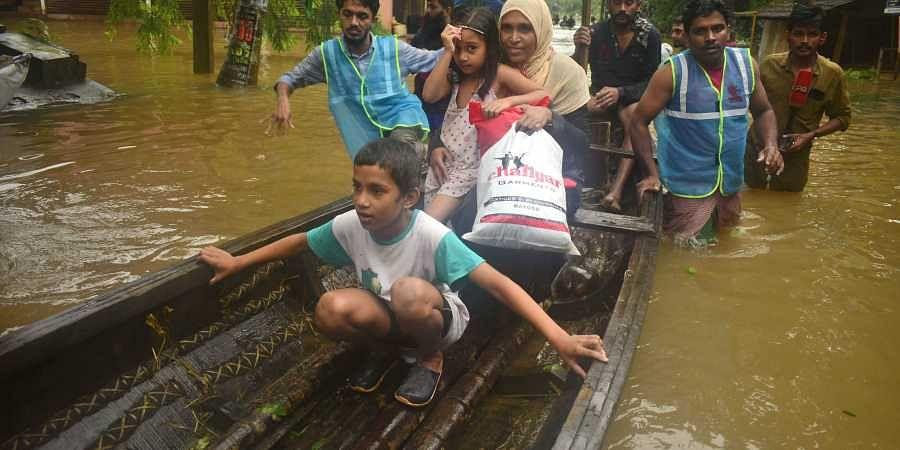 Kerala rain, Kerala flood