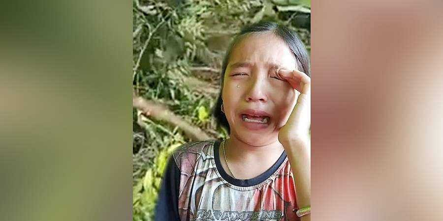 When Manipur CM N Biren Singh saw Elangbam Valentina Devi crying in a video, he promptly made her the ambassador for the Chief Minister's green mission.