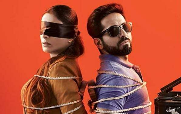 ANDHADHUN (BEST HINDI FILM) Andhadhun was released by Viacom18 Motion Pictures theatrically in India on 5 October 2018 to widespread acclaim. Critics highlighted the writing, and Khurrana and Tabu's performances.