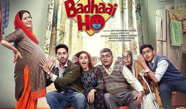 BADHAAI HO (BEST POPULAR FILM PROVIDING WHOLESOME ENTERTAINMENT): Directed by Amit Sharma, the slice-of-life comedy starred Ayushmann Khurrana, Sanya Malhotra, Gajraj Rao and Neena Gupta in the lead roles. The story followed a middle-class Indian family grappling with an unplanned late pregnancy.