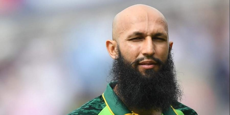 South Africa's Hashim Amla. (Photo | AFP)