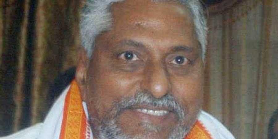 Congress MLC T Jeevan Reddy