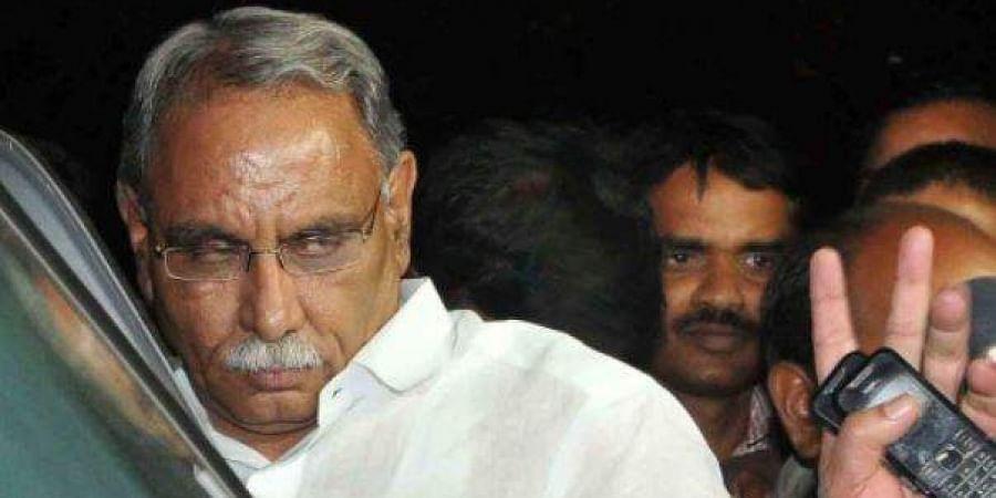 Rajya Sabha member KVP Ramachandra Rao