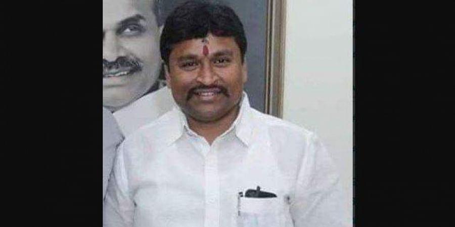 AP Endowments Minister Vellampalli Srinivas