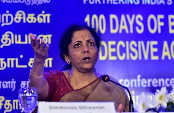 Kiran Mazumdar questionsNirmala Sitharaman's authority to issue e-cigarette ban