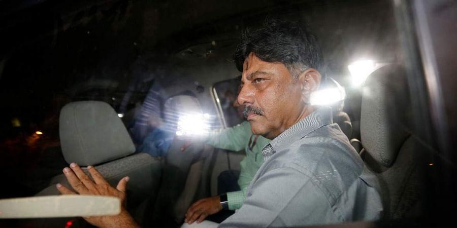 ED secured the custody of DK Shivakumar for 9 days.