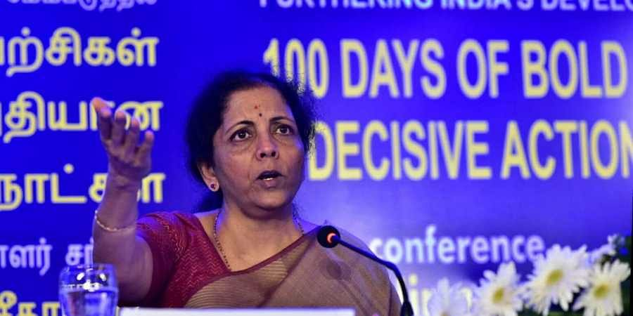 Millennials preferring Ola, Uber adversely affecting auto industry: Nirmala Sitharaman
