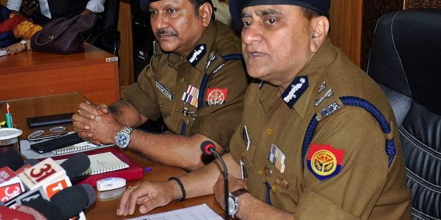 Uttar Pradesh DGP OP Singh