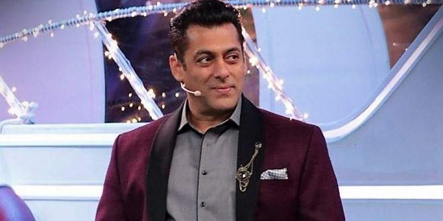 Bollywood actor Salman Khan