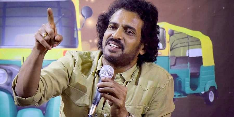 Sandalwood actor Upendra
