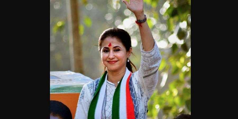 Actress-turned-politician Urmila Matondkar (Photo | PTI)