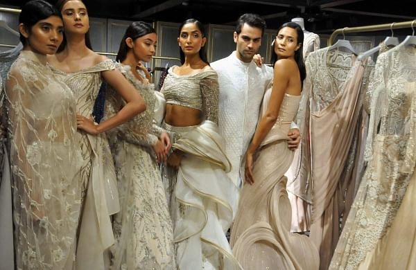 Designer Gaurav Gupta Launches His 1st Store In Kolkata The New Indian Express