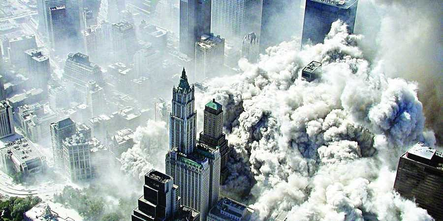 On September 11 2001 Al-Qaeda carried out four coordinated terror attacks in US.