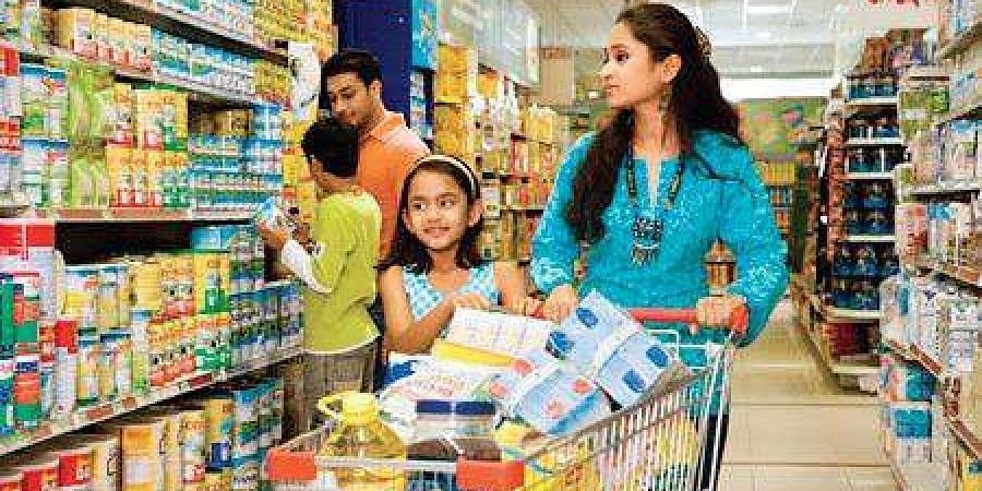 shopping, super marker, store, mall, FMCG, GST, goods