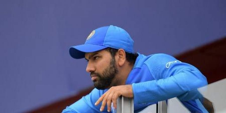 Indian opener Rohit Sharma. | (File | AFP)