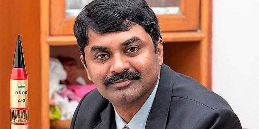DRDO chairmanSatheesh Reddy