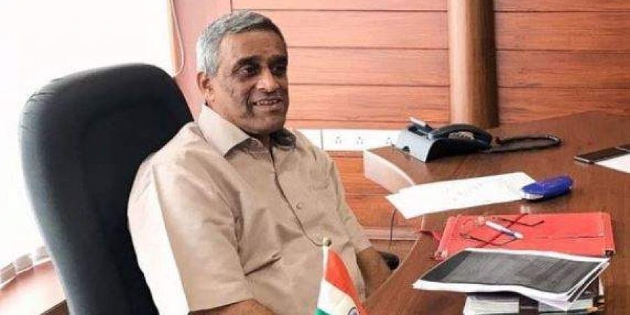 MGP leader Sudin Dhavalikar