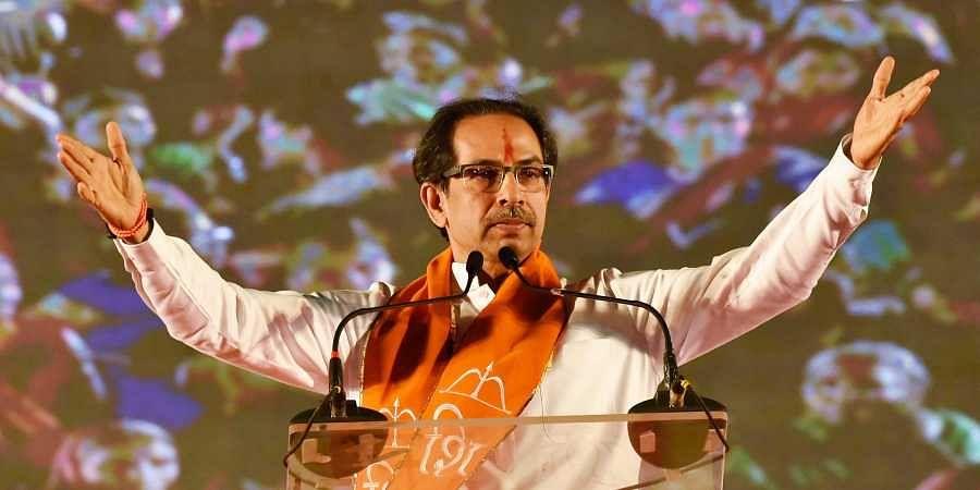 Shiv Sena chiefUddhav Thackeray