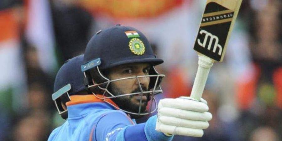 Indian all-rounder Yuvraj Singh. | (File | AP)