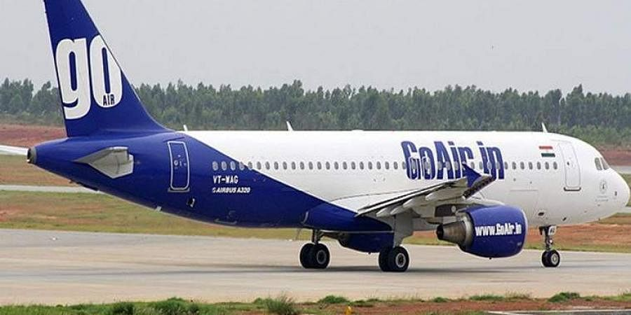 GoAir aircraft