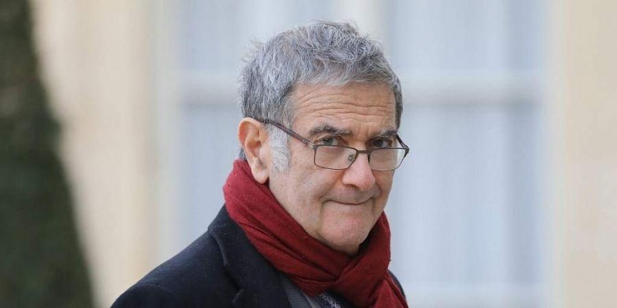Nobel laureate Serge Haroche