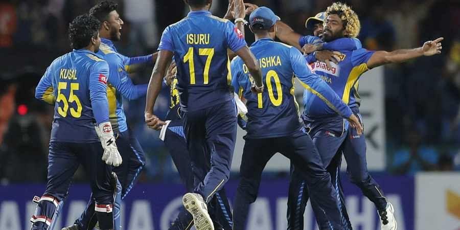 Sri Lanka Cricket Team | AP
